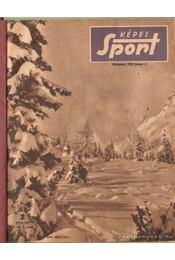 Képes sport 1955. II. évfolyam, 1.-52. szám (teljes) - Régikönyvek