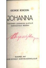 Johanna - Régikönyvek
