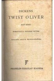 Twist Olivér I-II. - Régikönyvek