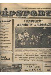 Népsport 1988. november (teljes) - Régikönyvek