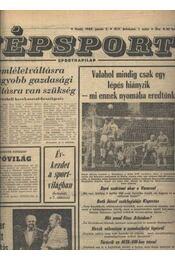 Népsport 1989. január hó - Régikönyvek