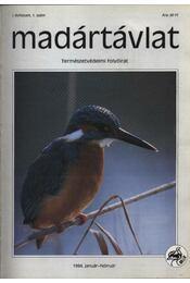 Madártávlat 1994 - Régikönyvek