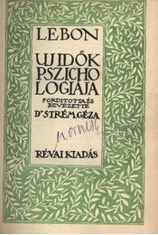 Új idők pszichológiája - Régikönyvek