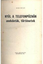 Nyúl a telefonpóznán - Régikönyvek