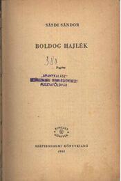 Boldog hajlék I-II. kötet - Régikönyvek