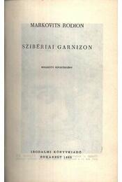 Szibériai garnizon - Régikönyvek