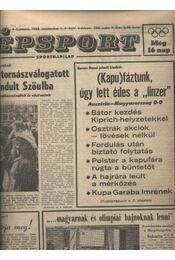 Népsport 1988. szeptember (teljes) - Régikönyvek