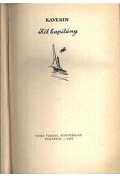 Két kapitány - Régikönyvek