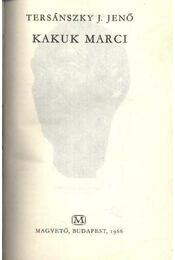 Kakuk Marci - Régikönyvek