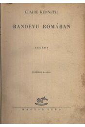 Randevú Rómában - Régikönyvek