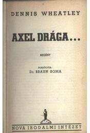 Axel drága - Régikönyvek