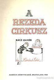 A Rezeda cirkusz - Régikönyvek