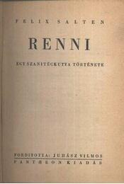 Renni - Régikönyvek