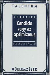 Candide vagy az optimizmus - Régikönyvek