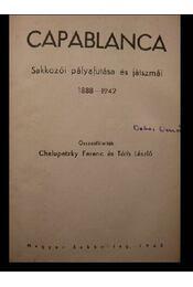 Capablanca - Régikönyvek