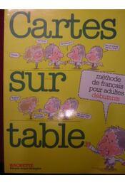 Cartes sur table - Régikönyvek