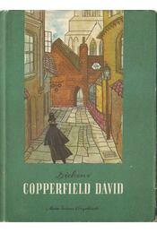 Copperfield Dávid - Charles Dickens - Régikönyvek