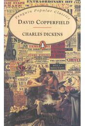 David Copperfield - Charles Dickens - Régikönyvek