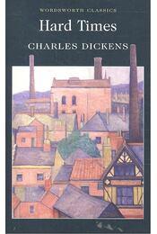 Hard Times - Charles Dickens - Régikönyvek