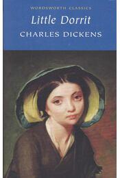 Little Dorrit - Charles Dickens - Régikönyvek