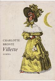 Villette - Charlotte Brontë - Régikönyvek