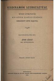 Kisdinamók szerkesztése - Régikönyvek