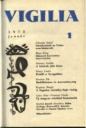 Vigilia 1973. (teljes) - Régikönyvek