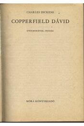 Copperfield Dávid - Régikönyvek