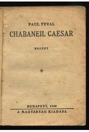 Chabaneil Caesar - Régikönyvek
