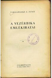 A vezérbika emlékiratai - Régikönyvek