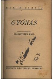 Gyónás - Régikönyvek