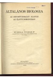 Általános biologia - Régikönyvek