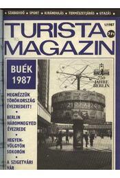 Turista magazin 1987.évfolyam - Régikönyvek