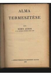Alma termesztése - Régikönyvek