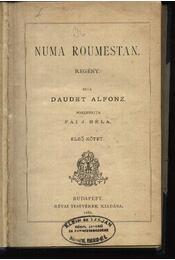 Numa Roumestan - Régikönyvek