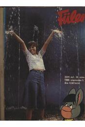 Füles 1980. XIV. évfolyam (hiányos) - Régikönyvek