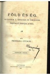 Föld és Ég - Régikönyvek