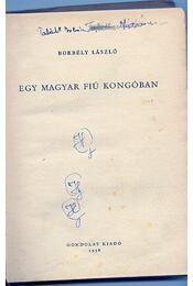 Egy magyar fiú Kongóban - Régikönyvek