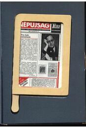 Békés Megyei Népujság 1989. augusztus 31. - Régikönyvek