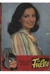 Füles 1980. május - augusztus - Régikönyvek