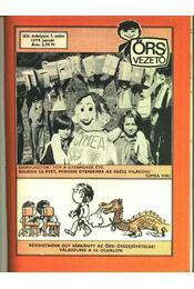 Őrsvezető 1979. év - Régikönyvek