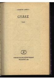 Gyász - Régikönyvek