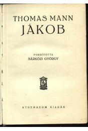 Jákob - Régikönyvek