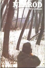 Nimród 1981. évfolyam (teljes) - számonként - Régikönyvek