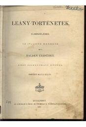 Leány-történetek - Régikönyvek
