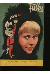 Füles 1969. I-II. kötet - Régikönyvek