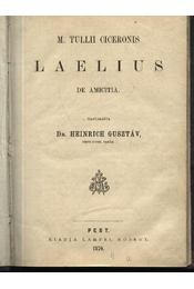 Laelius De Amicitia - Régikönyvek