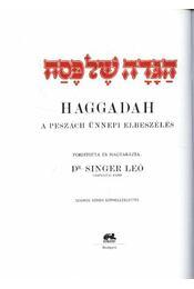 Haggada - Régikönyvek