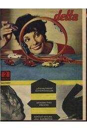 Delta 1970. évfolyam - Régikönyvek