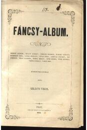 Fáncsy-Album - Régikönyvek